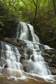 Laurel Falls in the Smokies — Stock Photo