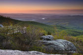 Blue Ridge Morning — Foto de Stock