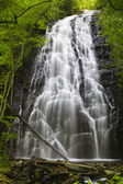 Crabtree Falls — Stock Photo
