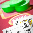 Stock Photo: Black Jack