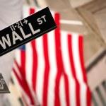 Wall Street — Stock Photo #42171033