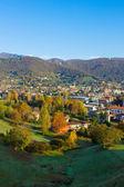 Alps at autumn, Italy — Stock Photo