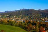 秋には、イタリア アルプス — ストック写真