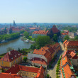 Old  Wroclaw, Poland - Stock Photo