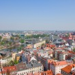 Wroclaw from above — Stock Photo