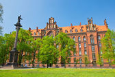 Island Tumski, Wroclaw, Poland — Stock Photo