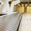 Baggage claim area — Stock Photo