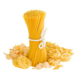 Choise of pasta — Stock Photo