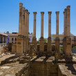 Stock Photo: Romtemple, Cordoba, Spain