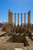 Roman temple, Cordoba, Spain — Stock Photo
