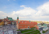 королевский дворец, варшава, польша — Стоковое фото