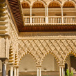 Real Alcazar, Sevilla, Spain — Stock Photo