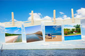 Sea vacations concept — Stock Photo