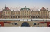 Royal palace, Warsaw, Poland — Stock Photo
