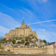 Royalty-Free Stock Photo: Mont Saint Michel,  France