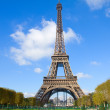 Eiffel tour (tower), Paris,  France — Stock Photo