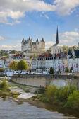 Saumur, Pays-de-la-Loire, France — Stock Photo