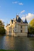 Azay-le-Rideau chateau, France — Stock Photo