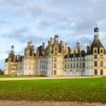 Chambord castle, Loire valley, France — Stock Photo #16957315