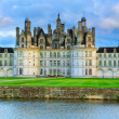 Chambord castle, Loire Valey, France - Stock Photo