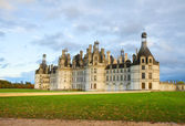 Chambord castle, Loire valley, France — Stock Photo
