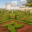 Villandry chateau, France — Stock Photo