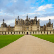 Chambord chateau, France - Stock Photo