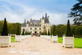 Chenonceau chateau, France — Stock Photo