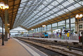 Railway station, Tours, France — Stock Photo