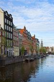Amsterdam inner city, Netherlands — Stock Photo