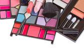 Make up decorative cosmetics — Stock Photo