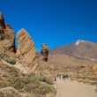Mount Teide, Tenerife — Stock Photo