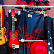 Stock Photo: Traditional spanish suits for flamenco