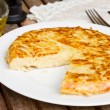 Royalty-Free Stock Photo: Tortilla  - spanish omelette