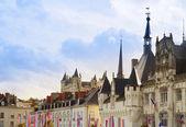 Saumur, Pays-de-la-Loire, France — 图库照片