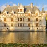 Azay-le-Rideau castle, France — Stock Photo #21482225