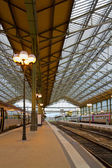 Railway station, Tours — Stock Photo