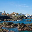 Puerto de la Cruz, Tenerife - Stock Photo