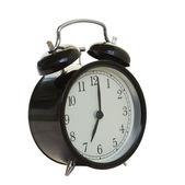 Retro style alarm clock — Stock Photo