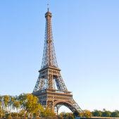 Eiffel tour in France, Paris — Stock Photo