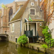 Old town of Delft, Netherlands — Stock Photo