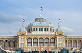 Detaljer för kurhaus, haag, holland — Stockfoto