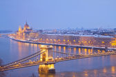 Cityscape of Budapest, Hungary — Stock Photo