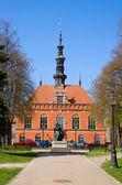 Ayuntamiento de antiguo de gdansk — Foto de Stock