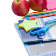 Stockfoto: School workbooks