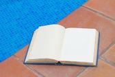 暑假的阅读 — 图库照片