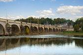 Pont Wilson, Tours, France — Stock Photo