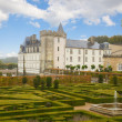 Villandry chateau in the Loire Valley,  France — Stock Photo
