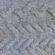 Gray sweater texture — Stock Photo #31010553