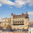 Amboise castle, France — Stock Photo